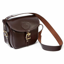 New Leather Cartridge Shooting Bag 100 Shells Hunting Shotgun Clay Bag Shoot