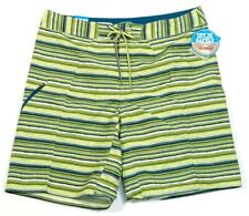 Columbia Salton Omni Shade Green Boardshorts Water Shorts Swim Trunks Mens NWT