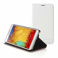 Ringke Tridea, Samsung Galaxy Note 3 Case Leather Standing View Flip Case