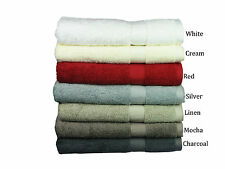 Bamboo Egyptian Towels Face washer,Red Hand Towel,Bath Towel,Bath Mat,600gsm