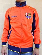 FC Barcelona Track Jacket New With Tags by Rhinox Official Product 2015/16