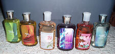 Bath & Body Works Shower Gel~Full Size~10 oz~Some Rare~Choose Pick Choice Scent