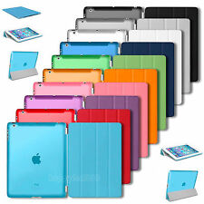 Ultra Slim Magnetic Smart Leather Case Cover Sleep Wake For iPad Air 4 3 2 Mini