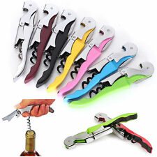 Hot Home Bar Waiter Cork Screw Corkscrew MultiFunction Wine Bottle Cap Opener