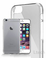 Slim Thin Clear TPU Soft Gel Bumper Case Cover for Various Phones