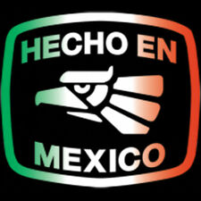 Hecho En Mexico Made In Mexico Eagle Mexican Pride Funny T-Shirt Tee