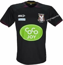 Manly Sea Eagles 2016 Black Training Shirt 'Select Size' S-5XL BNWT