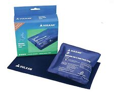 Vulkan Reusable Hot Cold Heat Ice Gel Pack Sport First Aid Physio Strap Sleeve