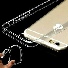 Transparent Ultra Slim Crystal Clear Soft Case Cover For iPhone 6/6s & 6/6s Plus