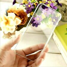 For iPhone 6/6s Plus Transparent Ultra Slim Crystal Clear Hard Cover Shell Case