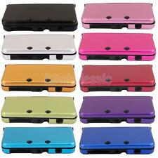 Aluminium Metal Skin Protective Case Cover Hard Box For NEW Nintendo 3DS Gaming