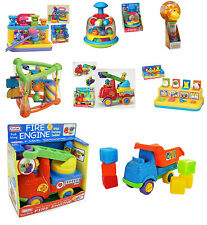 FUN TIME Baby Toys Shape Sorter Teach Time Triangle Spinning Pals Pop Up Toddler