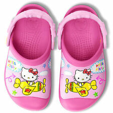 Crocs - Crocs Hello Kitty Plane Clog - Fuchsia