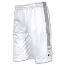 Nike Boys Franchise Basketball Training Workout Shorts Boys L 522433 101 White