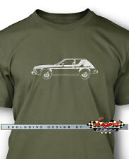 AMC Gremlin X 1976 T-Shirt for Men - Multiple Colors and Sizes - American Car