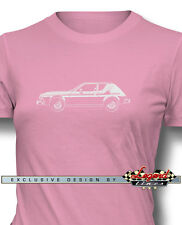 AMC Gremlin X 1976 T-Shirt for Women - Multiple Colors and Sizes - American Car