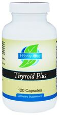 Priority One - Thyroid Plus, 120 Capsules