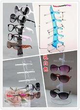 5 Pair of Eyeglasses Sunglasses Glasses Sale Show Display Stand Holde 4 Color