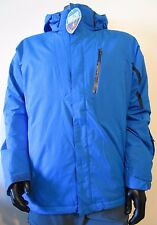Mens S-XXL Columbia Blancher Mountain II Omni Heat Ski Jacket XM4068-431 $180