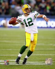 NFL Football Aaron Rodgers Green Bay Packers Photo Picture Print #1099