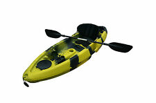 Sit on top kayak NEW for 2015 2.4mts long only 16kgs with paddle,seat and leash