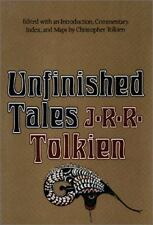 Unfinished Tales of Numenor and Middle-earth  (NoDust)