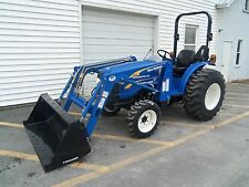 "Ford ""John Deere"" Kubota, New Holland TC 40 Tractor, 4x4, farm ..."
