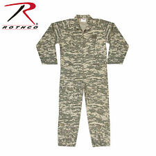 ACU DIGITAL CAMO Military Flight Suit Air Force Style Flight Coveralls 7412