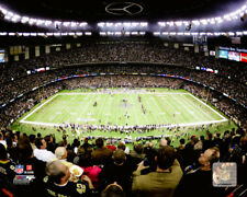 Mercedes Benz Superdome Stadium New Orleans Saints  Photo Picture Print #1135