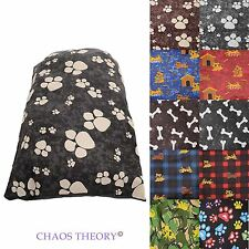 DOG BED COVER CUSHION REMOVEABLE ZIPPED EXTRA LARGE XXL BED - Cover Only