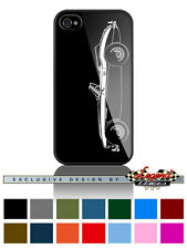 "Austin Healey 3000 MKIII Convertible ""Profile"" Phone Case iPhone Samsung Galaxy"