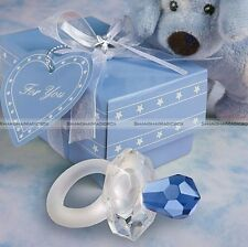 Pacifier Baby Shower Games Favors Prizes Pink Blue Boy Girl