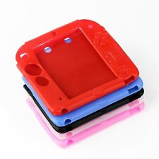 Brand New Soft Silicone Gel Bumper Skin Case Cover For Nintendo 2Ds