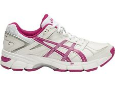 Asics Gel 190TR Womens Leather CrossTrainer (D) (0121) + Free Australia Delivery