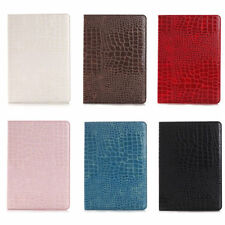 Ultra Crocodile PU Leather Case Cover Wallet Card Stand For Apple iPad Pro 12.9""