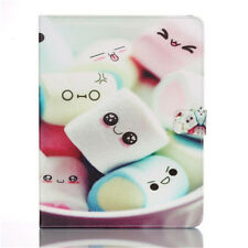 Sweet Candy Leather Flip Smart Stand Case Cover Shell For iPad 2 3 4 Mini Air