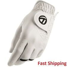NEW TaylorMade Stratus Cabretta Leather Golf Left Gloves for Right Handed Player