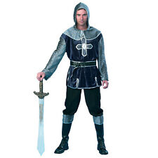 MEDIEVAL #KNIGHT WARRIOR SOLIDER ADULT MEN ONE SIZE COSTUME