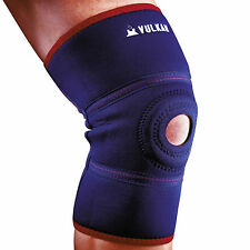 VULKAN 3041 OPEN KNEE SUPPORT runners compression Knee brace knee Sleeve wrap