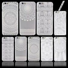Case Cover Hard Back Snap On Patterned Glossy Slim For Apple iPhone6S 5S 6 6Plus