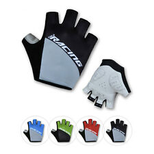 Half Finger Cycling Gloves GEL Bike Bicycle Breathable Slip Gloves for Riding