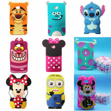 3D Disney Cartoon Silicone Soft Back Case Cover For LG Optimus L65 / D280 / D285