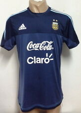 NEW!!! 2015 ARGENTINA TRAINING JERSEY WITH SPONSORS BLUE