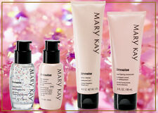 Mary Kay TimeWise Miracle Set Day Solution  Night Solution Cleanser Moisturizer
