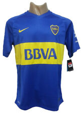 NEW!!! 2016 BOCA JUNIORS HOME SOCCER JERSEY ALL SIZES