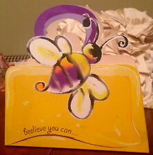 CUTE & RARE!  Mary Kay BEE BUMBLEBEE Gift Bags Mary Kay Quotes New FREE SHIPPING