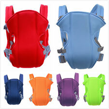 Baby Adjustable Backpack Wrap Sling Breastfeeding Carrier Infant Breathable
