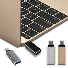 """USB 3.1 Type C Male to USB 3.0 Female Adapter for MacBook 12"""" Oneplus 2 Nokia N1"""