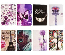 Present Wallet Leather Flip Stand Case Cover Stand Shell for iPad 2 3 4 Mini Air