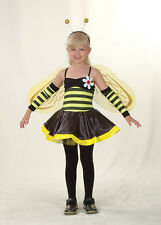 #BUMBLE BEE CHILD COSTUME FANCY DRESS KIDS ANIMALS & NATURE DRESS UP ALL SIZES